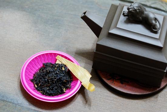 孫義順六安茶-山泉茶廠-茶乾